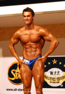 Mario Klintworth Personal Trainer