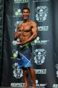 Mario Klintworth Vize Weltmeister