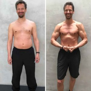 ALL IN® Trainingssystem Transformation Stefan