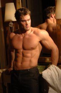 Mario Klintworth Fitness Model